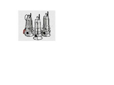 WQP型不锈钢潜水泵(上海厂家价格)(100WQ50-7-2.2)