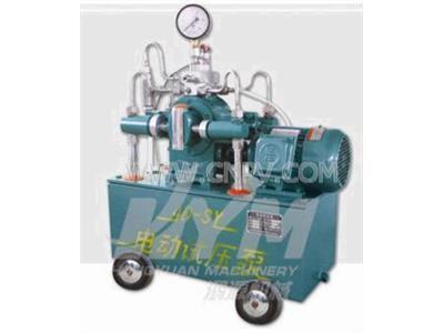 電動試壓泵/電動打壓泵/液壓泵/往復泵(4D-SB)