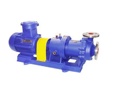 CQG系列耐高温磁力驱动泵(20CQG-12-110)