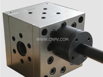海科高温高压型熔体泵(MP-H)