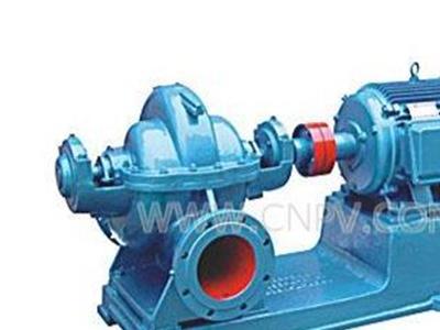 S、Sh單級雙吸中開泵(250S(Sh)65A)