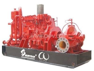 應急智能消防柴油機水泵(0000)