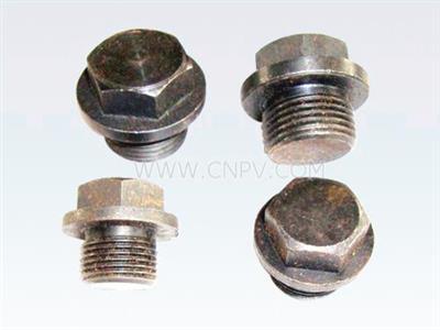 碳外六角法兰螺塞、DIN910(DIN906、DIN908、DIN910)