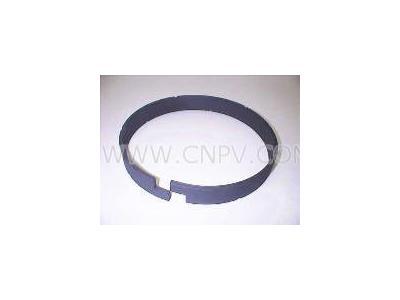 耐磨损四氟加铜粉耐磨环(DN15-1000)