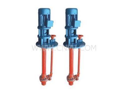 WSY型立式玻璃钢液下泵(WSY型立式玻璃钢液下泵)