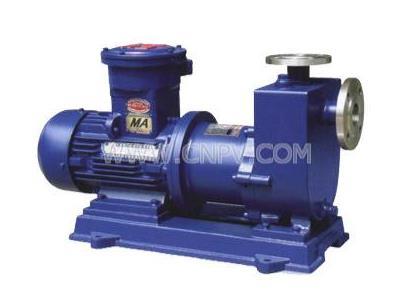 ZCQ型磁力驱动泵(ZCQ)