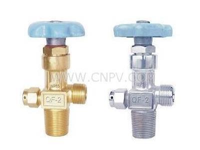 活瓣式氧气瓶阀(QF-2)