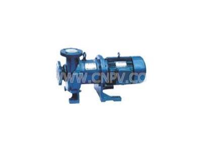 氟塑料磁力驱动泵(CQB-F型)