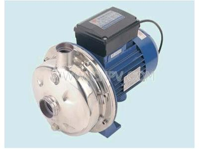 WB微型不锈钢离心泵,化工水泵,清水泵(WB200/185)