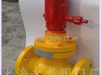 液動緊急切斷閥、液控切斷閥(QDY421F-40C/P)