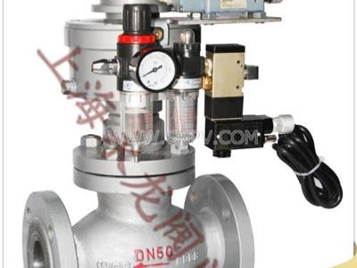 安全切斷閥、燃氣切斷閥(QDQ421F-25C)