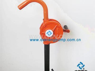 供應大向SBS系列手搖油桶泵 手動油抽子(SBS-SS)