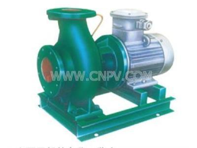 直联泵(ISC)