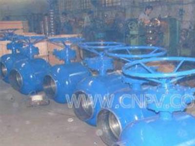 钢制全焊接球阀(RK BQ41T)