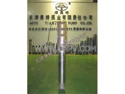150QH不锈钢潜水泵-济南潜水泵(150QH)