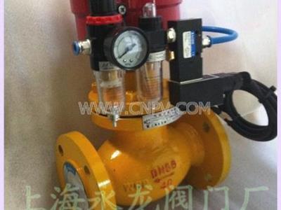 氨氣快速切斷閥、氣動緊急切斷閥、切斷閥廠(QDQ421F/Y-25C)