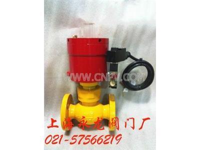 常闭式气动切断阀(QDQ421F-25C)