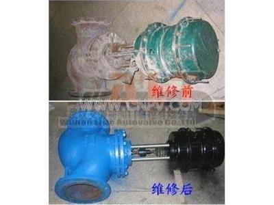 蒸汽切断阀维修前后对比图(蒸汽切断阀维修前后对比图)