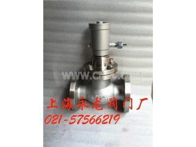 液动紧急切断阀,常闭式切断阀(QDY421F-16/40P)