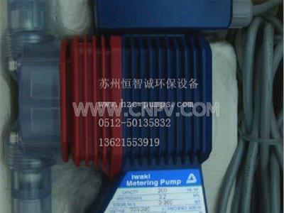日本iwaki易威奇计量泵ES系列(ES-B31VC-230N4)
