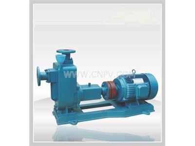 ZW型自吸式涡流不堵塞排污泵(40ZW10-15)