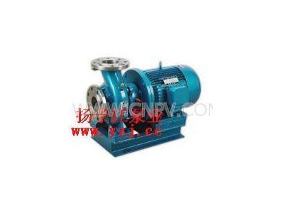 離心泵:ISWR型臥式熱水管道離心泵(ISWR)
