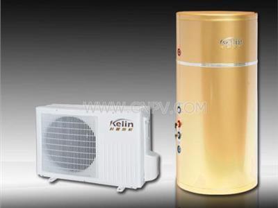 佛山科霖RSJ-32/150F空氣能熱泵(780*260*540)