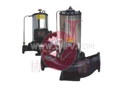 SPG新型管道屏蔽泵-上海協晉(SPG新型)
