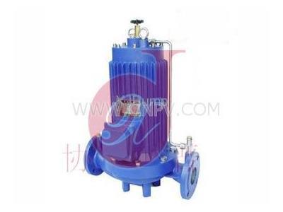 PBG屏蔽式管道泵-上海協晉屏蔽泵(PBG型)