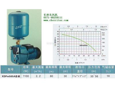 杭州利欧XDPm505A自动深井喷射泵(XDPm505A)