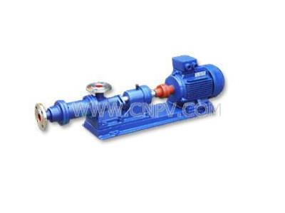 I-1B1.5寸濃漿泵|螺桿濃漿泵(I-1B1.5)