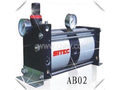 表壳测试机专用2倍空气增压泵(4ZB10)
