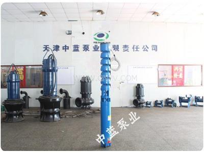 耐高溫供暖潛水泵(ZL200QJ)