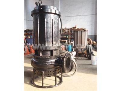 砂石料场高耐磨抽砂泵(ZSQ)