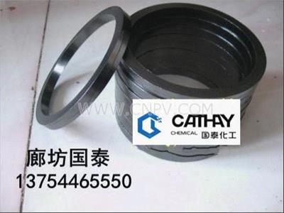 供应柔性石墨填料环 河北天津石墨填料环价(DN100)