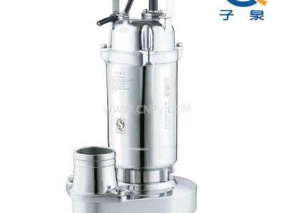 QDX型不锈钢清水泵(请见产品介绍)