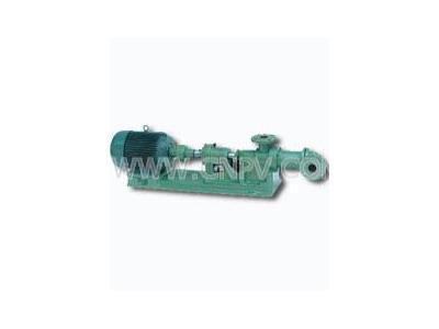 優質供應螺桿泵濃漿泵(I-1B2寸)