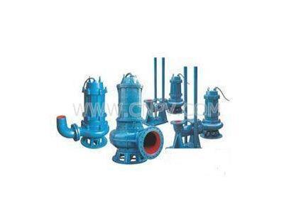 专业制造整机直供 潜水排污泵(QW150-130-30-22)