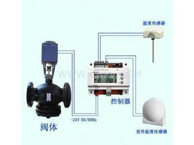 西门子蒸汽温控阀(DN15-150)