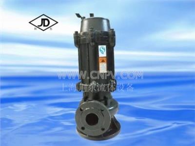 WQ无堵塞高效排污泵(50WQ25-15-3)