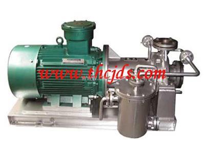 磁力驱动高温导热油泵(TH-DR)
