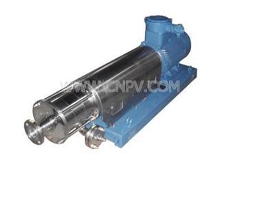 均质乳化泵 管线式乳化泵(SA100)