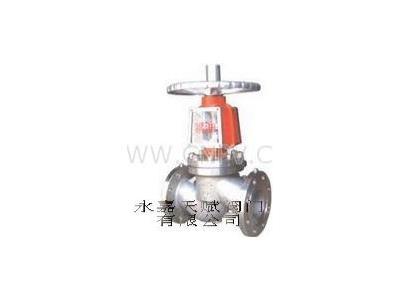 不锈钢氧气专用截止阀(JY41W)