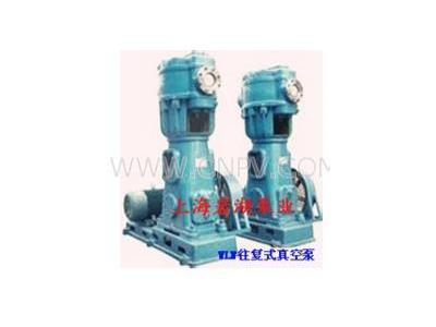 WLW型往复式真空泵系列(WLW型)