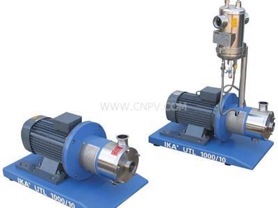 進口真空乳化機 高剪切乳化機 三級乳化機(SL-200)