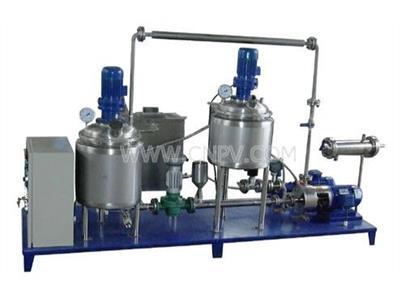 高速剪切分散機 均質分散機 真空分散機(SL-200)