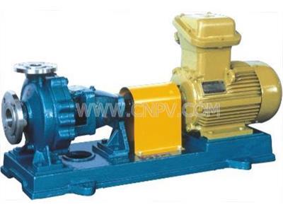 IH型无锡不锈钢离心泵(IH50-32-160)