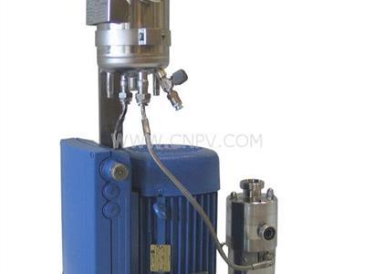 高剪切均質機 雙軸均質機 同心分散均質(SL-200)