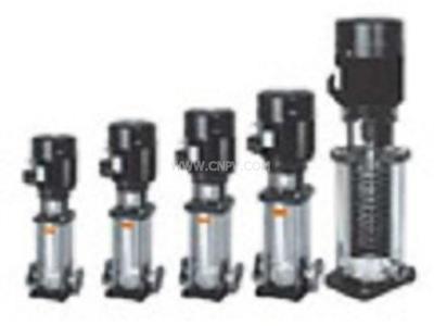 CDL GDL不锈钢管道泵 补水泵 生活(11)