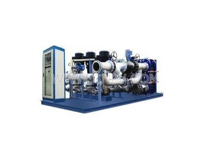 高效智能板式换热机组(CFBJ)
